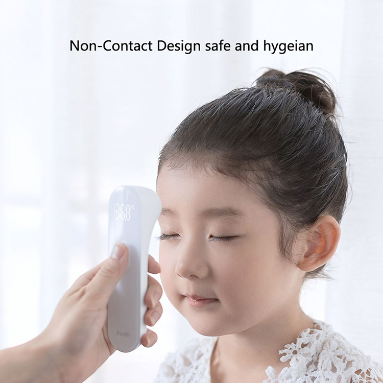 Xiaomi Mijia iHealth Clinical Fever Thermometer LED Check in 1s Rafraichometer