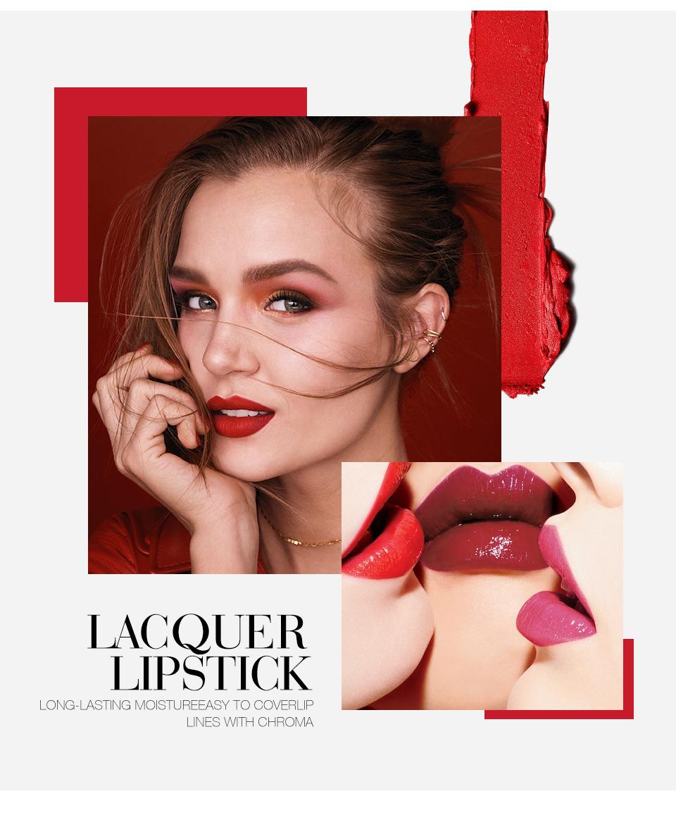 Son Môi O.TWO.O Matte Lipstick Rouge Á Lèvres 1