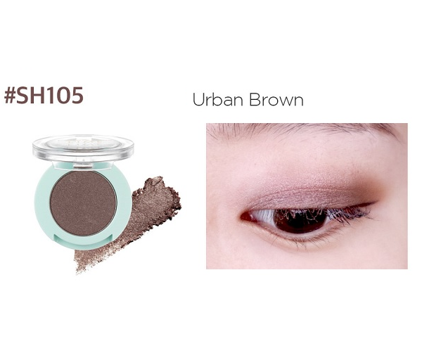 Phấn Mắt Nhũ Lime Color & Eyes Single Shadow 1.4g 9