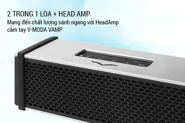 Loa Bluetooth V-MODA Remix - Hàng Chính Hãng