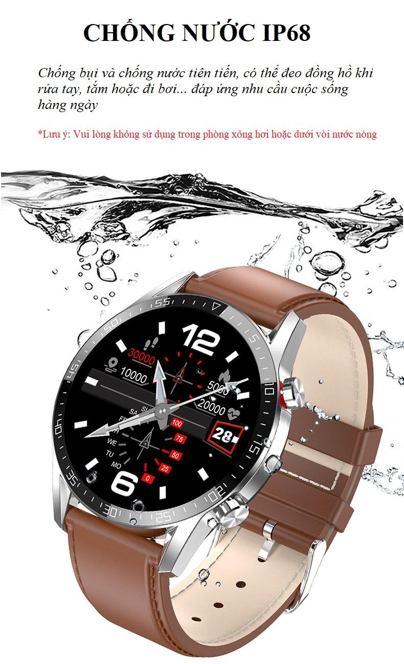 Đồng hồ theo dõi Sức khỏe cao cấp 1.3 -Theo dõi và nhắc nhở vận động 14