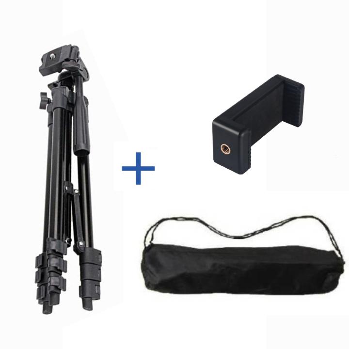 tripod giá đỡ 3 chân livestream, chụp hình, quay video giá rẻ chất lượng - shop PhuKienMini.vn
