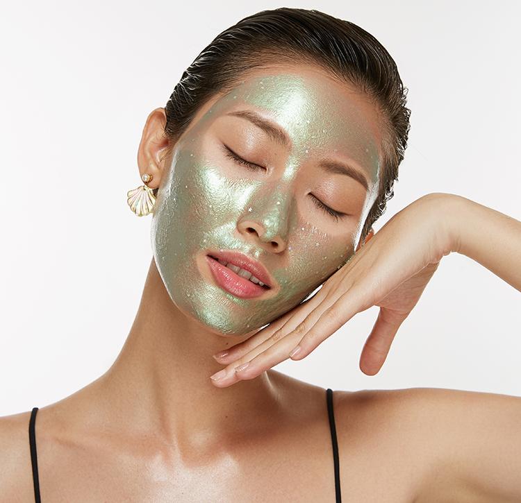 Mặt Nạ Lấp Lánh Wonder Crush Moistar Glitter Mask (60g)