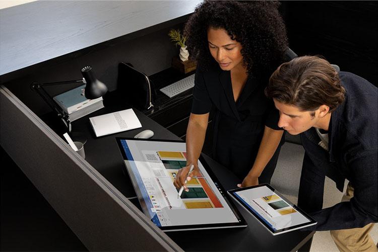 Microsoft Surface Pro 2017 KJR-00001 Core i5-7300U 8GB/128GB/Win10 Pro (12.3 inch) (Silver) - Hàng Chính Hãng