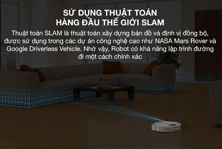 1d7c05dbdc15ae2c10c1f07c04c742c1 Robot Hút Bụi Xiaomi SKV4022GL Mi Robot Vacuum - Hàng Chính Hãng