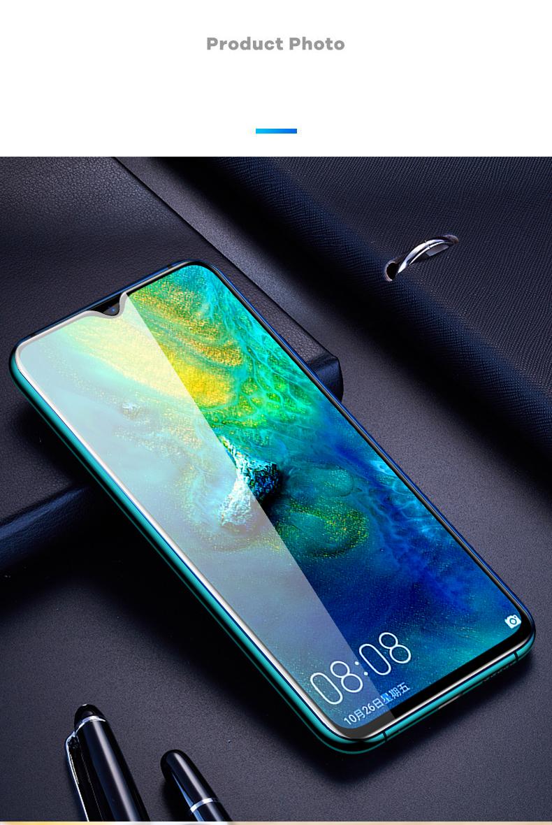 Combo 2 Miếng Dán Màn Hình Điện Thoại Huawei Mate 20 KEKLLE