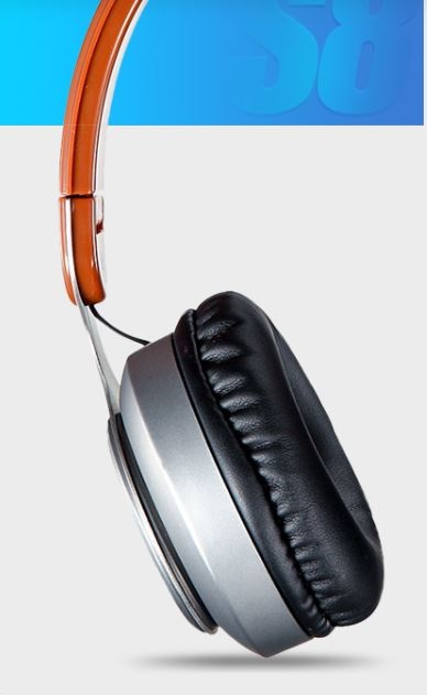 NUBWO S8 stereo Bluetooth sports headsets , brown