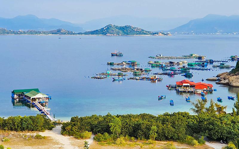 đảo Bình Ba Nha Trang Cam Ranh An Nam Tour