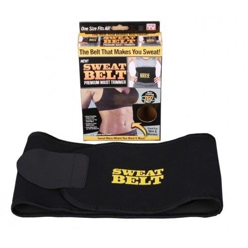 Đai quấn nóng tan mỡ bụng sweat belt 1