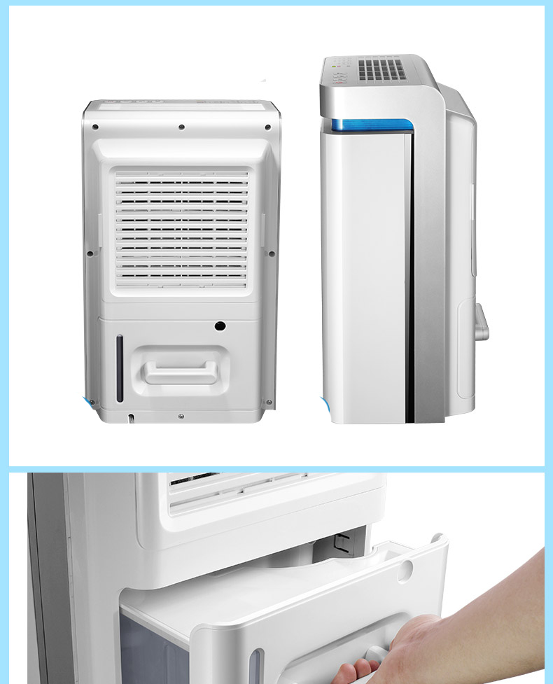 Airmate dehumidifier / dehumidifier dehumidification 12 liters / day applicable area 6-24 square meters home / basement / smart dehumidification / dry clothes / DM1207