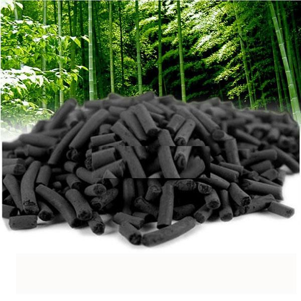 Than hoạt tính lọc nước bể cá (1kg) vật liệu lọc nước sinh hoạt, vật liệu lọc bể cá xử lý khí thải, khử độc