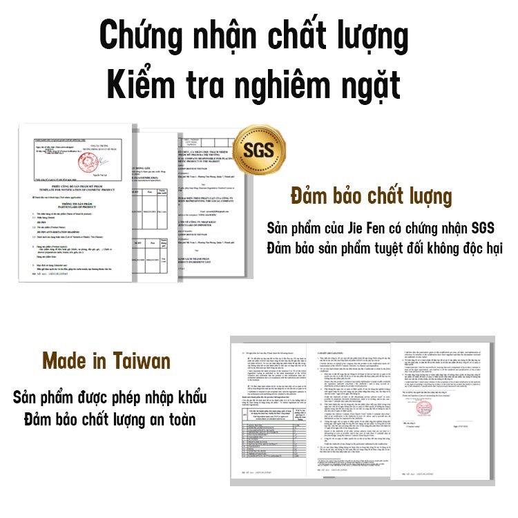 Chung nhan chat luong san pham