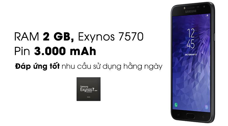 Điện Thoại Samsung Galaxy J4 - Hàng Chính Hãng