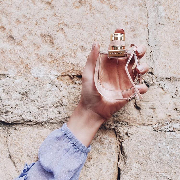 Nước Hoa Nữ Chloé Nomade - Eau De Parfum 4