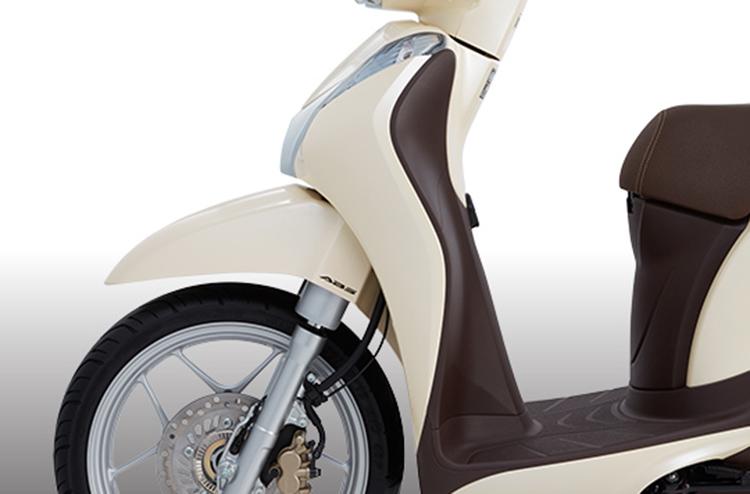 Xe Máy Honda SH Mode 2019 (Phiên Bản Thời Trang) Phanh CBS - Trắng ngà=54.820.000 ₫