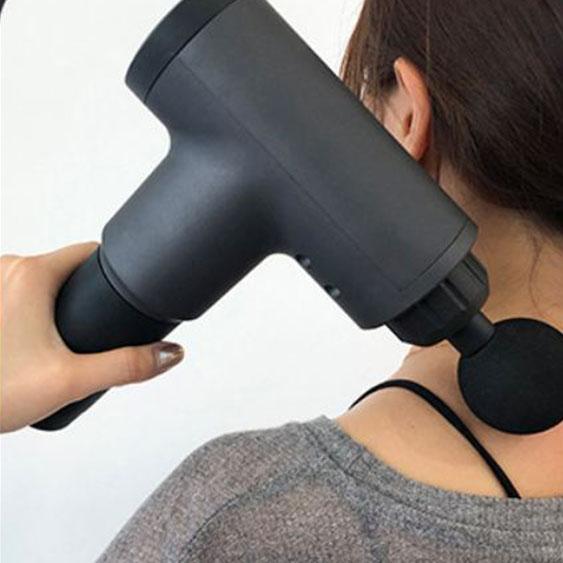 Máy massage cầm tay tiện lợi giúp giãn cơ bắp, thư giãn, lưu thông máu 7