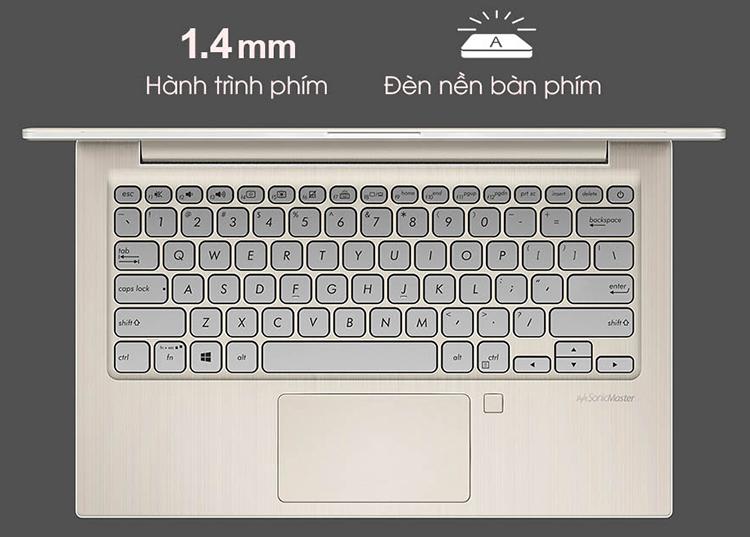 Laptop Asus Vivobook S13 S330FA-EY009T Core i5-8265U/ Win10 (13.3 FHD) - Hàng Chính Hãng