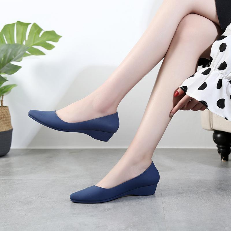 Giày Búp Bê Nữ Đế Bệt Nhựa Dẻo Êm Ái G01 4