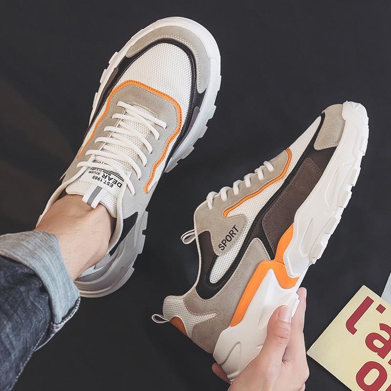 Giày thể thao nam tăng chiều cao Emely 2