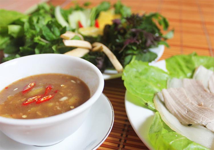 Mắm nêm xay Sông Hương Foods