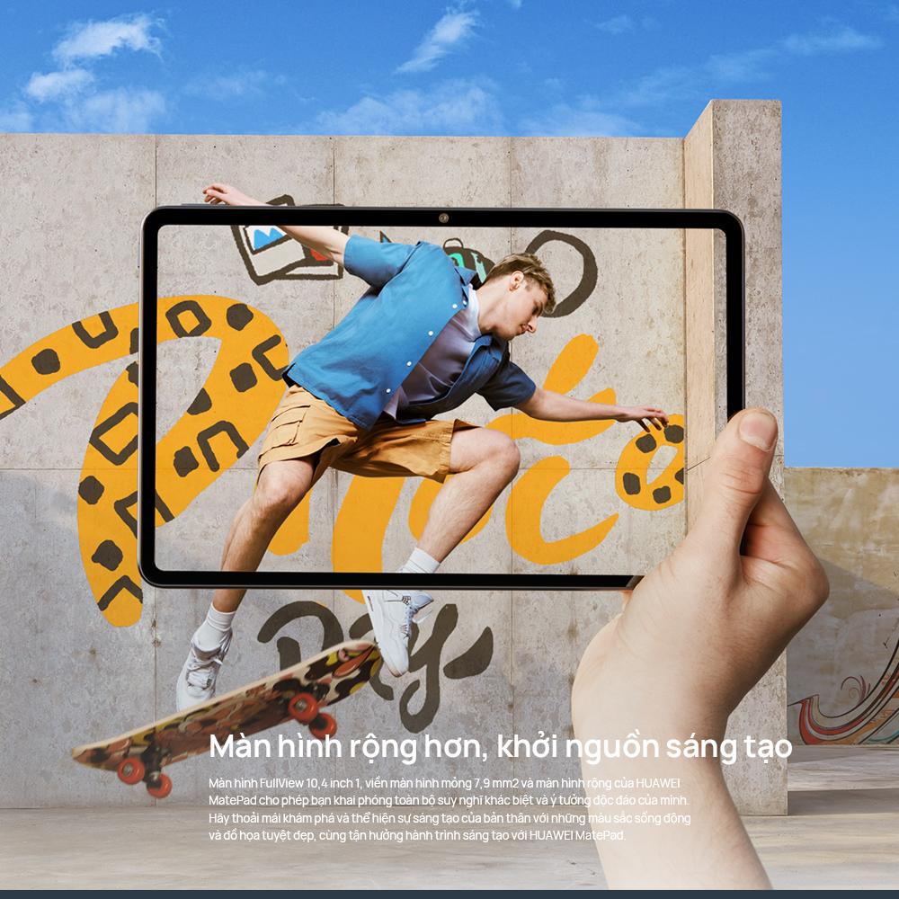 Máy Tính Bảng Huawei Matepad   Màn Hình 2K Fullview   Hiệu Suất Mạnh Mẽ    Âm Thanh Vòm Sống Động   Hàng Chính Hãng, Giá Giảm Tới 7 % - congnghehot.com