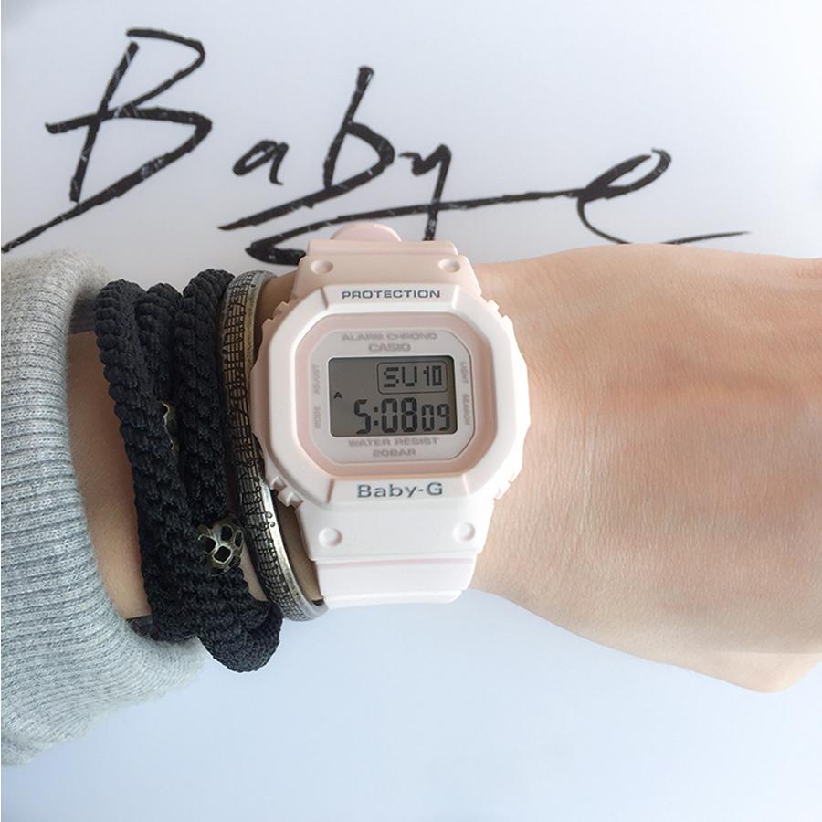 Đồng hồ nữ Casio Baby-G chính hãng BGD-560-4DR | Tiki.vn