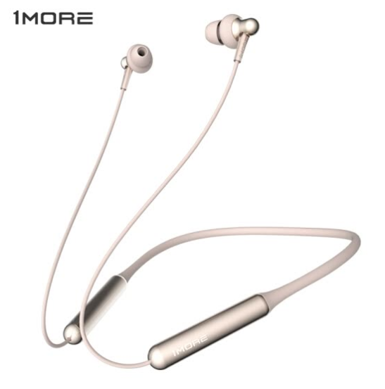 1MORE Stylish Bluetooth Headphone Pink E1024BT Wireless running headphones Waterproof Fast-charging In-ear