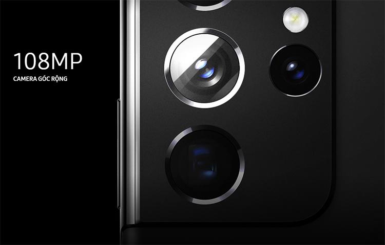 Điện Thoại Samsung Galaxy S21 Ultra - Hàng Chính Hãng