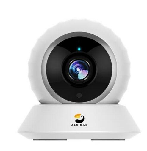 Camera Puffin Q1 Góc Rộng 1080P Kết Nối Wifi Hỗ Trợ Tầm Nhìn Đêm