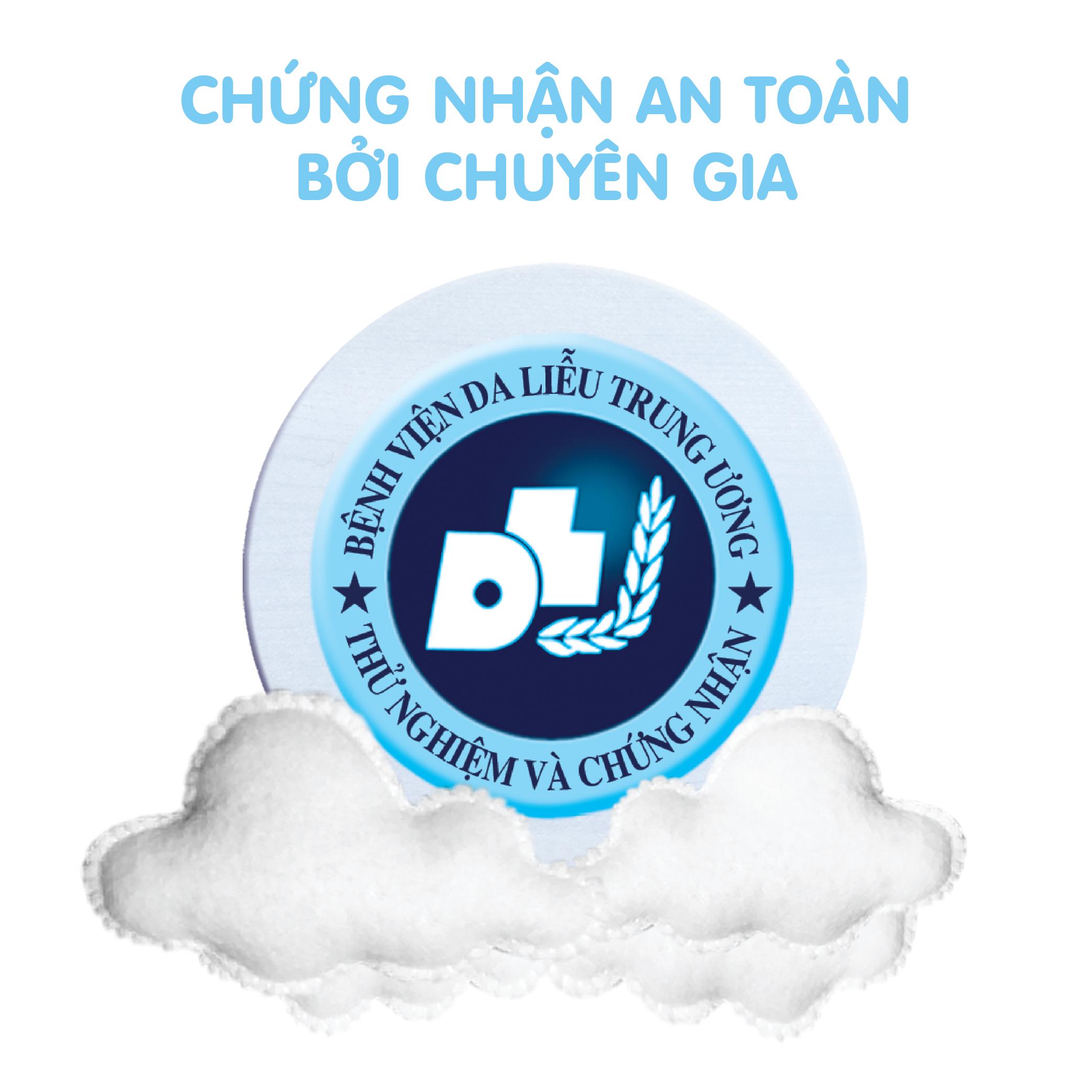 Nước Xả Vải Comfort Cho Da Nhạy Cảm (1.8L/Chai) - Phù Hợp Với Làn Da Em Bé (Giao mẫu ngẫu nhiên)