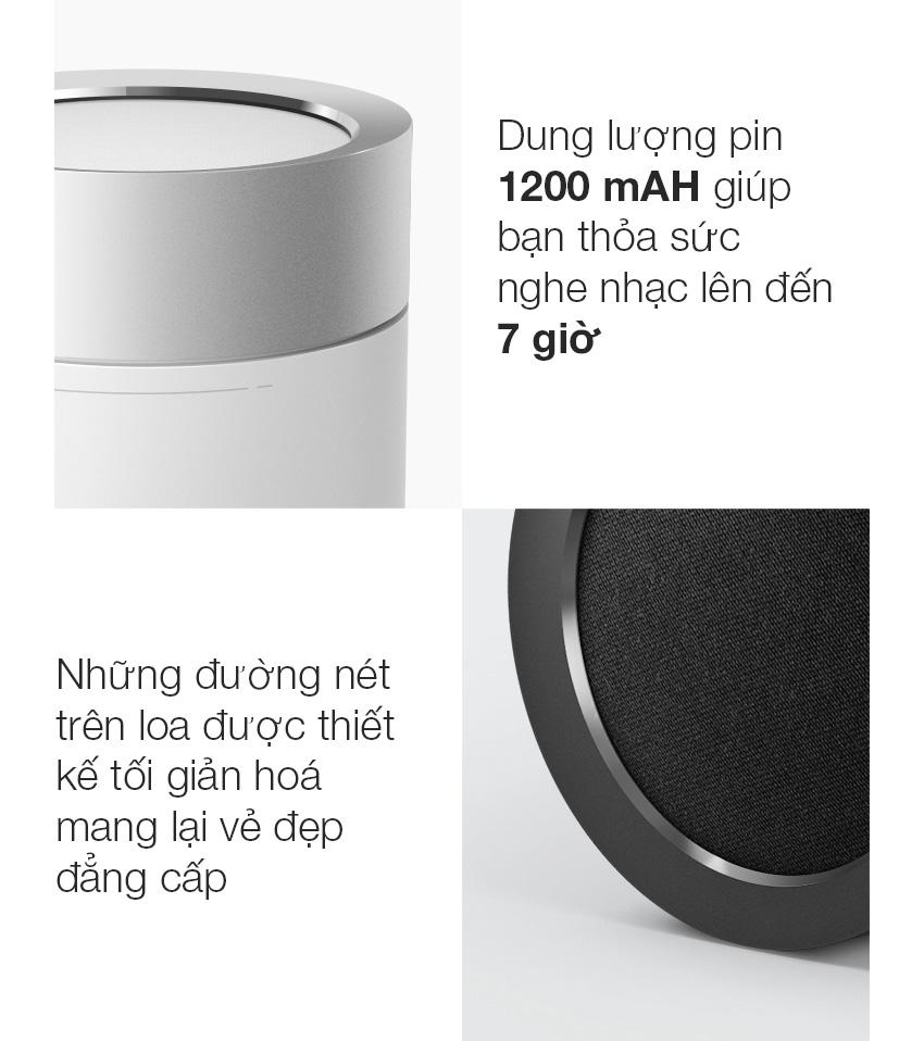 Loa Bluetooth Xiaomi Mi Pocket Speaker 2 (5W) - Hàng Chính Hãng