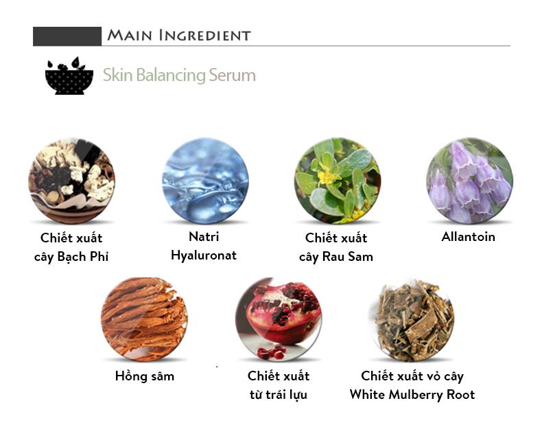 Tinh Chất Dưỡng Ẩm Edmong Skin Balancing Serum 45ml 8