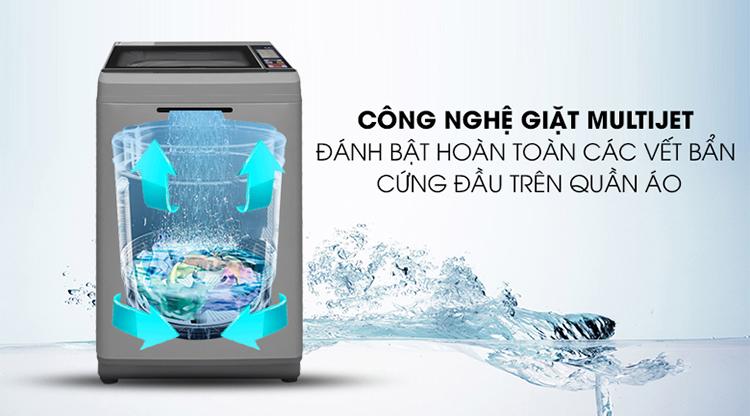 Máy giặt Aqua Inverter 8.5kg AQW-S85FT-N - Chỉ Giao tại HCM