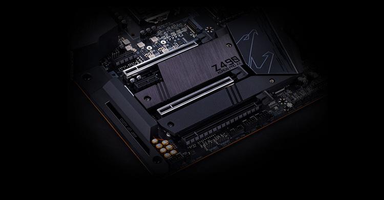 Bo mạch chủ Mainboard Gigabyte Z490 AORUS PRO AX - Hàng Chính Hãng