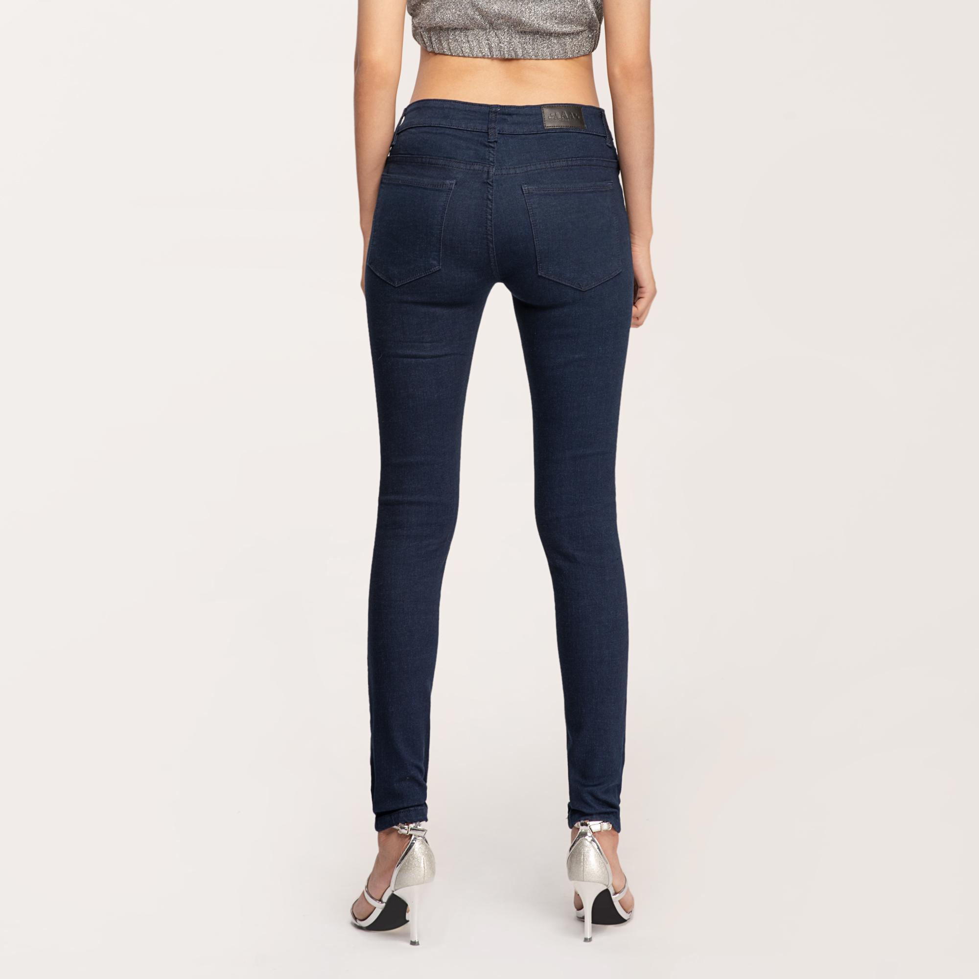 Quần Jean Nữ Skinny Lưng Vừa Aaa Jeans Có Nhiều Màu Size 26 - 32 20