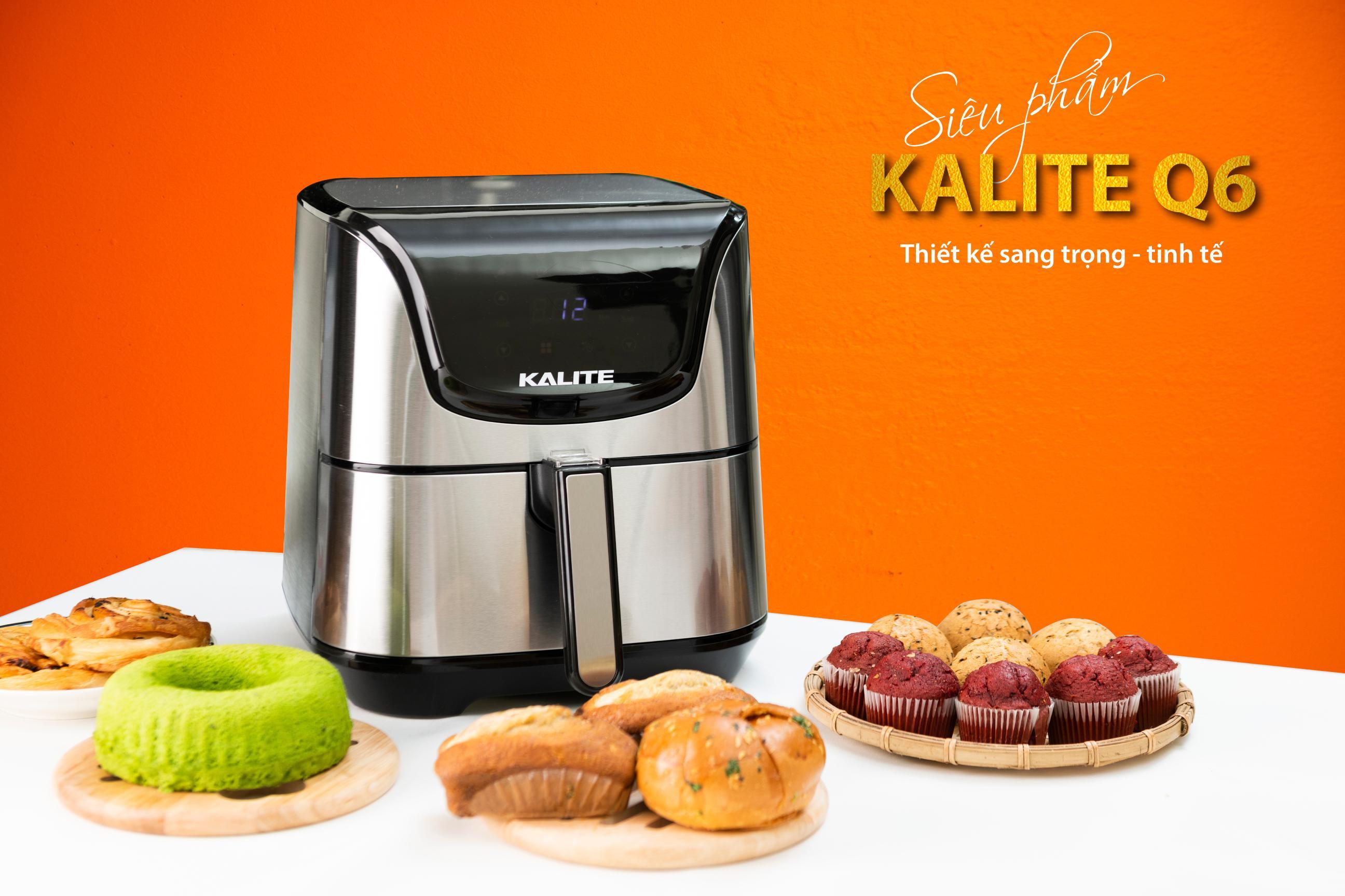 Kalite Q6 thiết kế sang trọng hiện đại