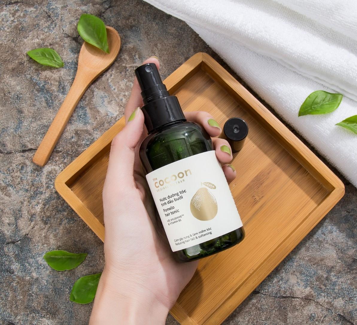 Nước dưỡng tóc tinh dầu bưởi Cocoon 140ml | Tiki.vn