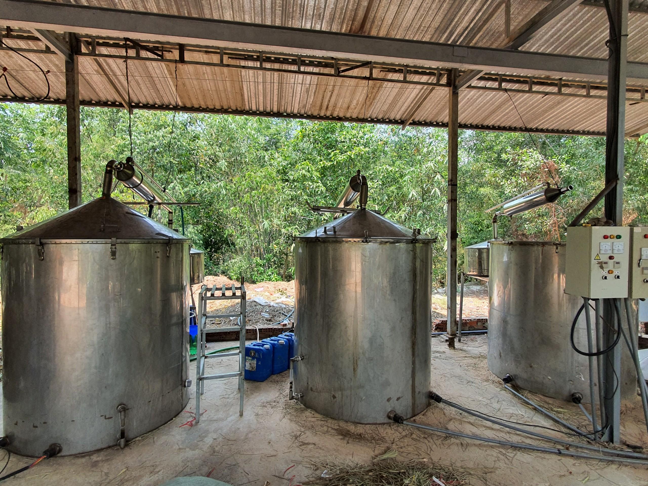 Tinh dầu hoa Hồng 100ml Mộc Mây - tinh dầu thiên nhiên nguyên chất 100% - chất lượng và mùi hương vượt trội 19