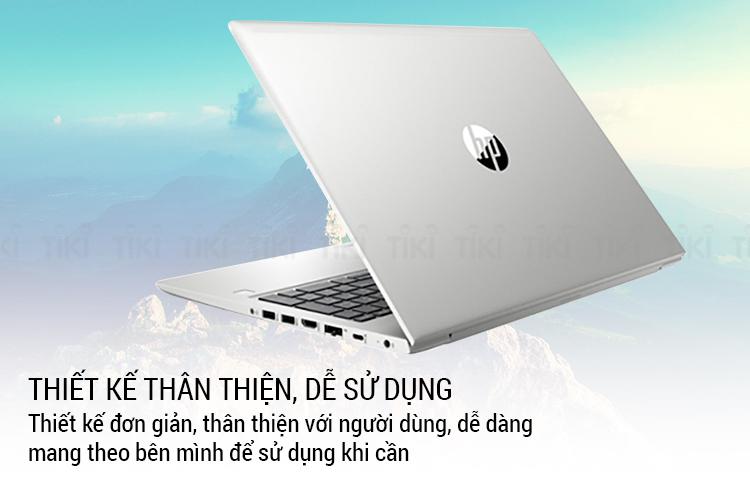 Laptop HP ProBook 450 G6 6FH07PA Core i7-8565U/ MX130 2GB/ Dos (15.6 FHD) - Hàng Chính Hãng