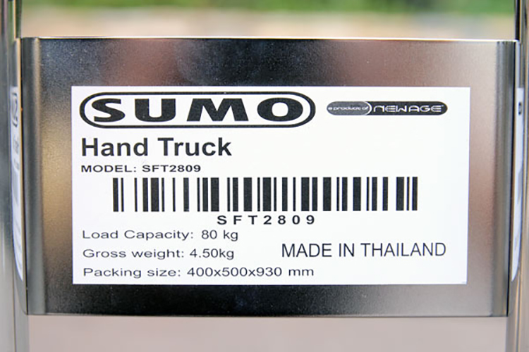 Xe Đẩy Cây Gấp Gọn Sumo Thái Lan Sft2809