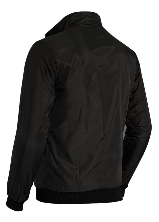 Áo khoác gió nữ cách nhiệt GOKING, ngoài vải dù, trong lót vải cào chống nóng và giữ ấm cơ thể 5