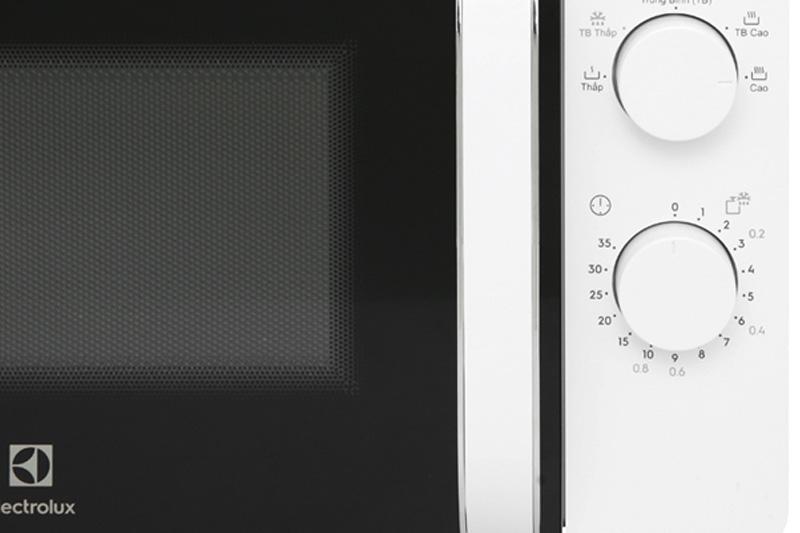 LÒ VI SÓNG ELECTROLUX EMM20K18GW - hàng chính hãng