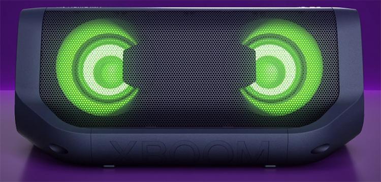 Loa Bluetooth LG XBOOM Go PN5 - Hàng Chính Hãng