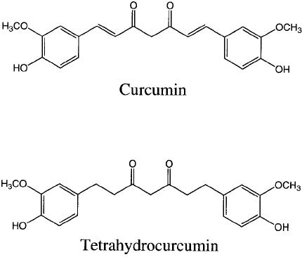 Tetrahydrocurcumin có thể khắc phục được nhược điểm sinh khả dụng kém của curcumin