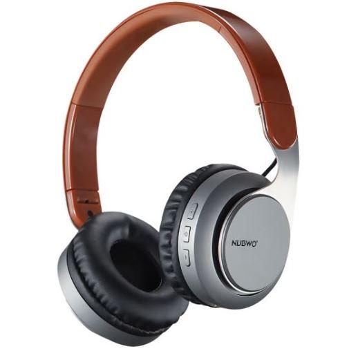 Tai Nghe Bluetooth NUBWO S8 Nâu