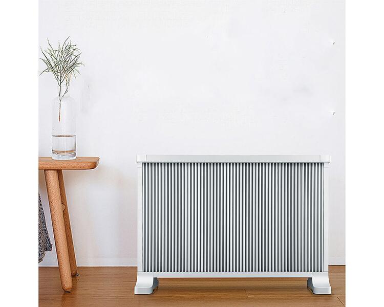 Aucma (AUCMA) convection heater home temperature control power saving speed electric heating radiator electric heater / electric heating NH22A809 (Y)
