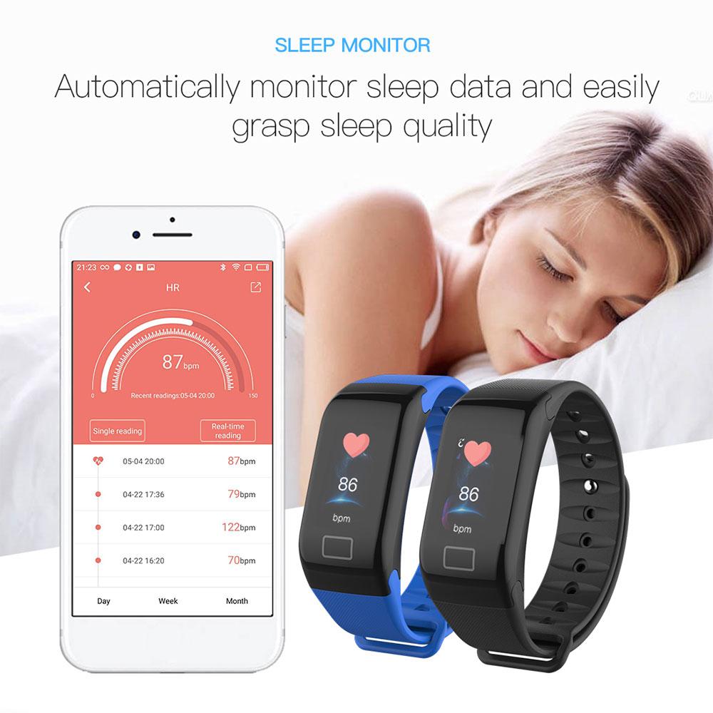 Smart Bracelet Smart Watch Waterproof 0.96