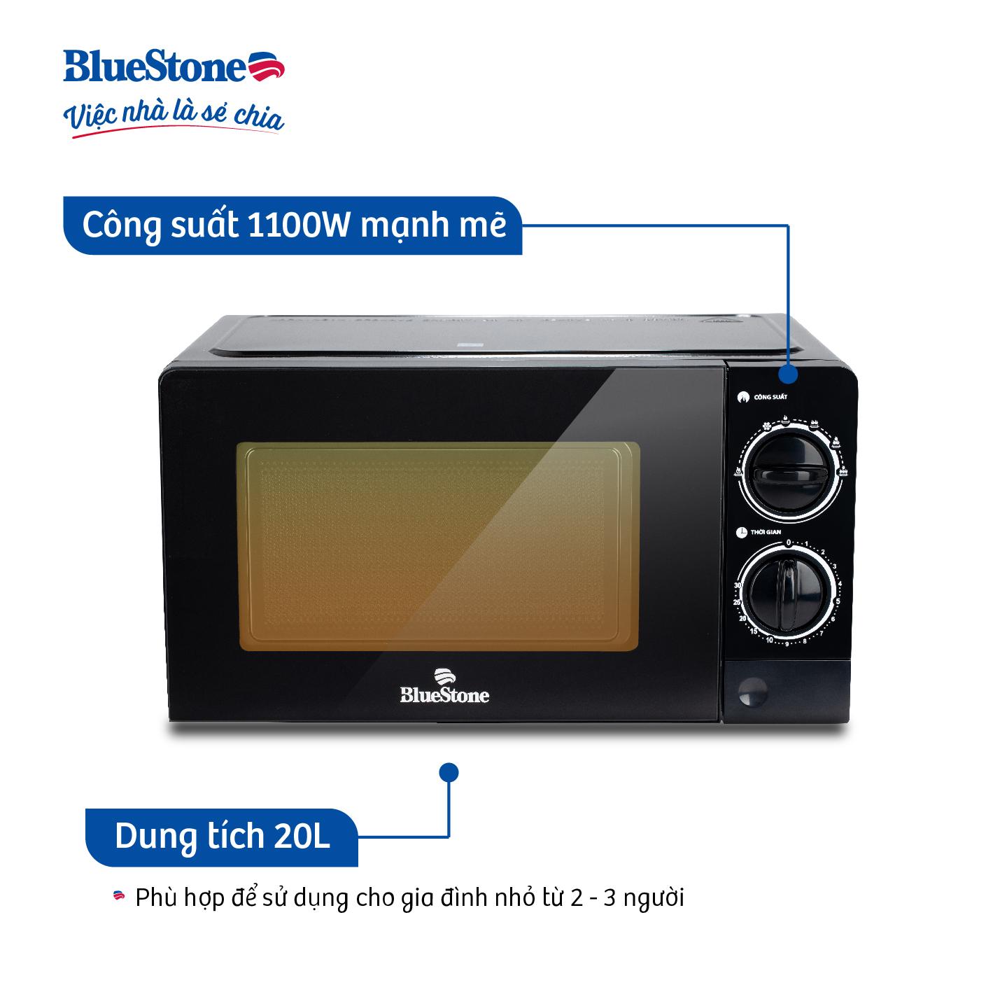 Lò Vi Sóng BlueStone MOB-7707 - Hàng Chính Hãng