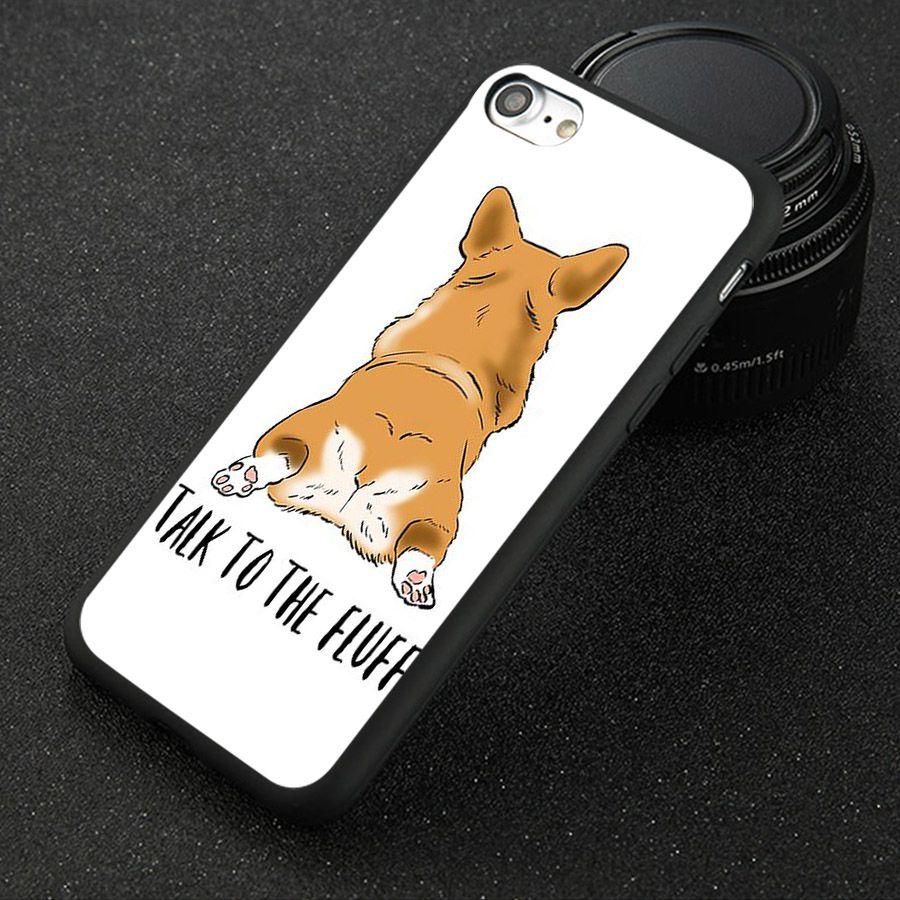 Ốp lưng cứng viền dẻo dành cho điện thoại iPhone 6 / 6S - mông to MS MONG013