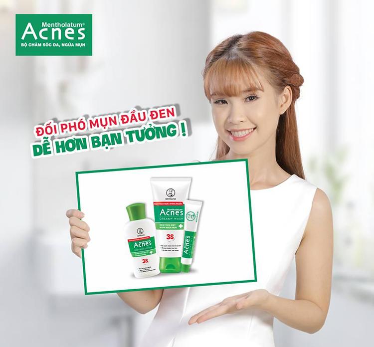 Gel ngừa mụn kháng khuẩn Acnes Sealing Jell 18g